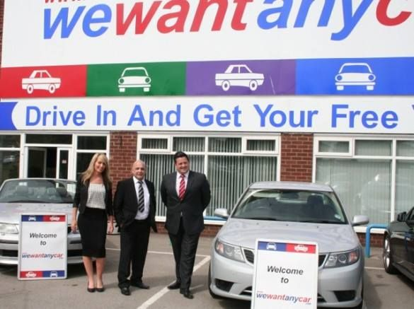 We have many convenient Drop Off points, throughout the UK, where you can drop your Vehicle off. www.WeWantAnyCar.com