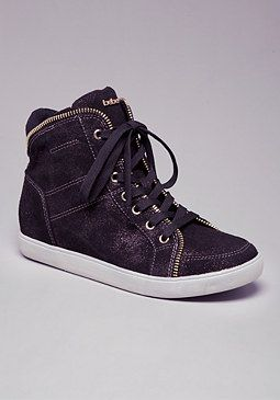 bebe Kameron High Top Sneakers. They're in!!!!!! Just ordered.