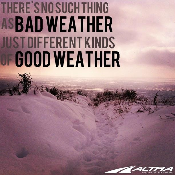 Yes. by Altra Sports