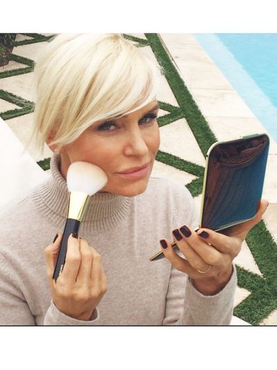 Yolanda Foster Without Makeup