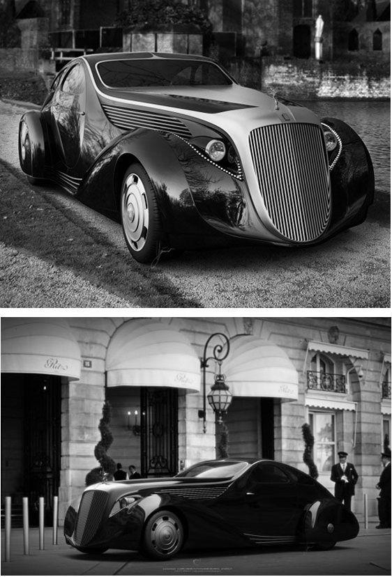Rolls-Royce Jonckheere Aerodynamic Coupe II Concept, returning 77 years later New Hip Hop Beats Uploaded EVERY SINGLE DAY  http://www.kidDyno.com - LGMSports.com