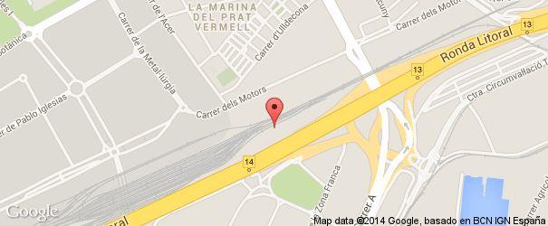 ADICAT - TriBar - Localización