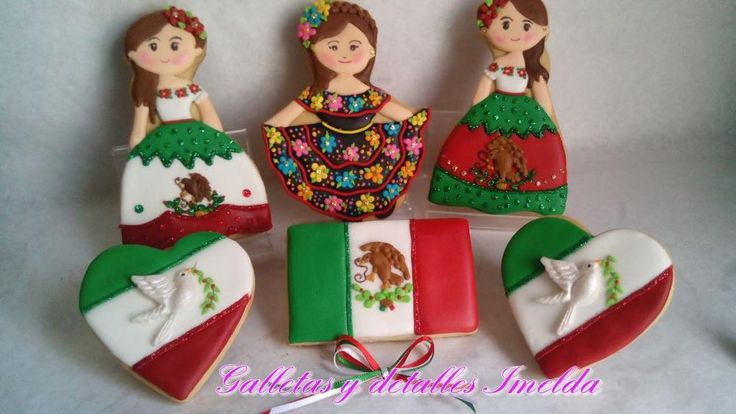 Mexican Themed Cookies | Cookie Connection