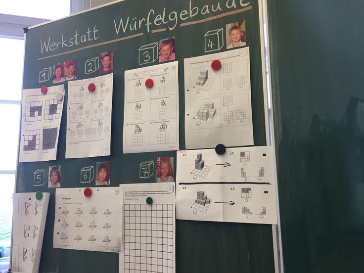 Werkstatt Würfelgebäude   Carl-von-Linné-Schule