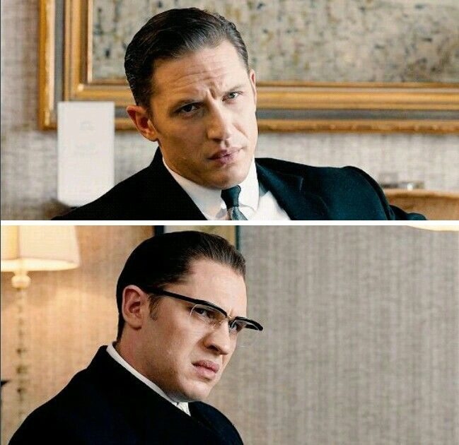 The Krays legend Tom Hardy