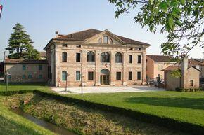 Villa thiene, Andrea Palladio, 1550, Vénétie Italie
