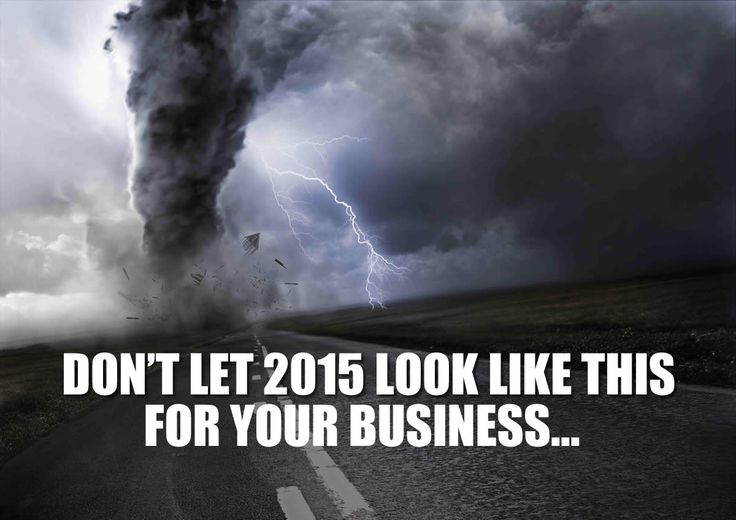 Don't let 2015 look like this for your business. Create a Marketing Plan now and be sure to include some good direct-response advertising. For some good ideas, go to: http://streetsmartmarketing.com.au/before-a-marketing-plan/
