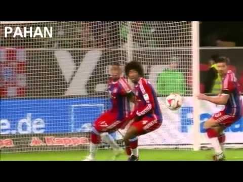 Bas Dost golasso vs Bayern Munchen