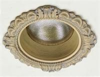 Victorian Recessed Light Medallion by Beaux-Artes