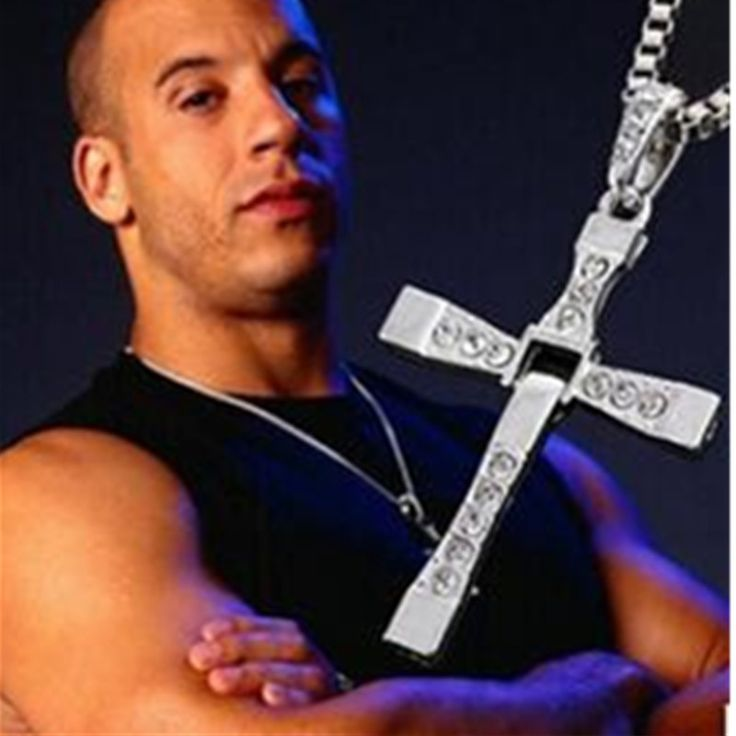 High quality Fast & Furious Celebrity Vin Diesel Item Crystal Jesus Cross Pendant Necklace for Men Gift Jewelry  // Price: $US $0.81 & FREE Shipping //  Buy Now >>>https://www.mrtodaydeal.com/products/high-quality-fast-furious-celebrity-vin-diesel-item-crystal-jesus-cross-pendant-necklace-for-men-gift-jewelry/  #Mr_Today_Deal