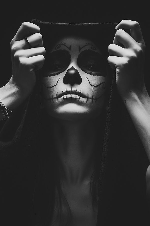 """""""Sugar Skull"""" by Paolo Torrisi"""