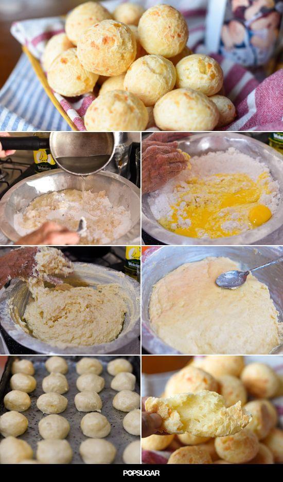 This Brazilian Pão de Queijo recipe is life changing.