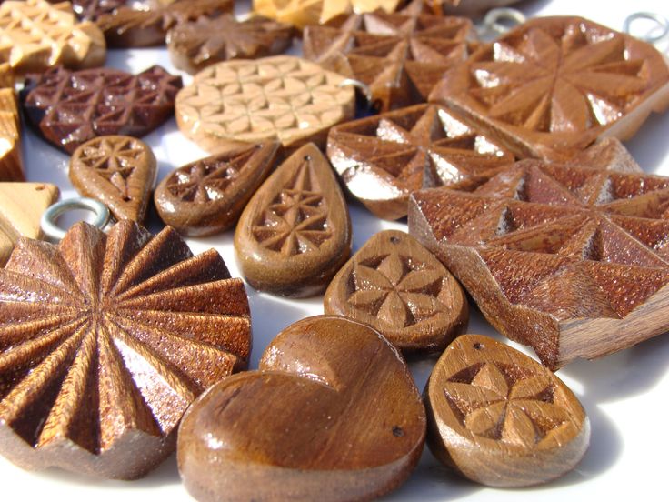 Best Wood Chip Carving : Chip carving waiata wood burning art diy jewelry jewelery chips