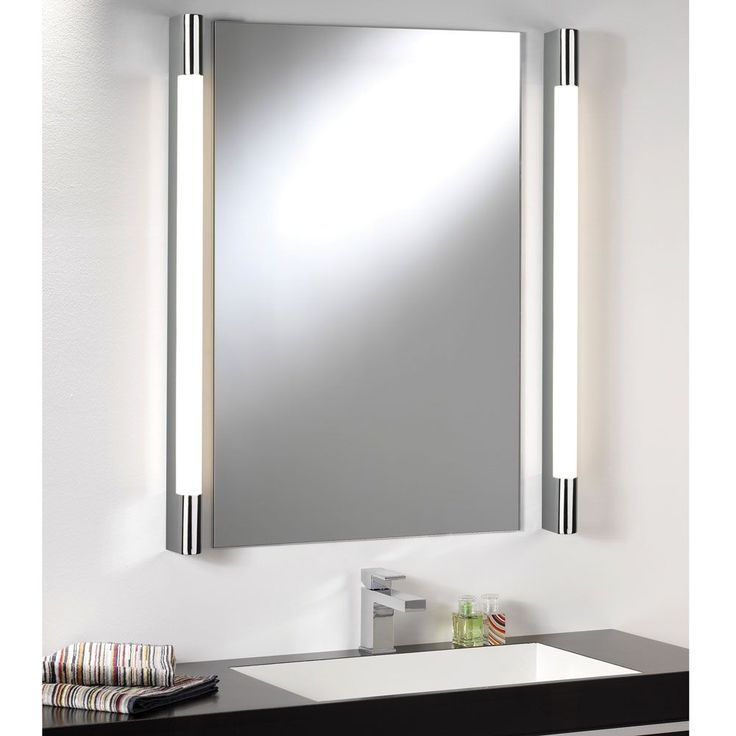 59 best images about bathroom mirror lights on pinterest for Mirror 84 x 36