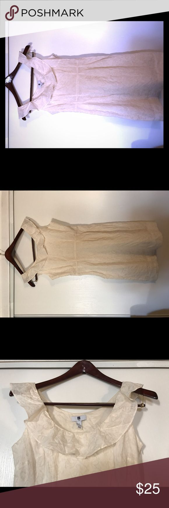 Gap dress. Used, but in good condition. Great for upcoming spring season. GAP Dresses