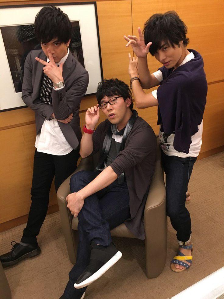Ishikawa Kaito & Ono Yuuki & Okamoto Nobuhiko #seiyuu