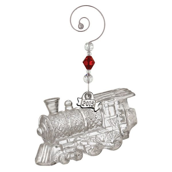 40 best baby gifts at silver superstore images on pinterest baby crystal train engine christmas ornament by waterford personalized baby gifts at silver superstore negle Gallery