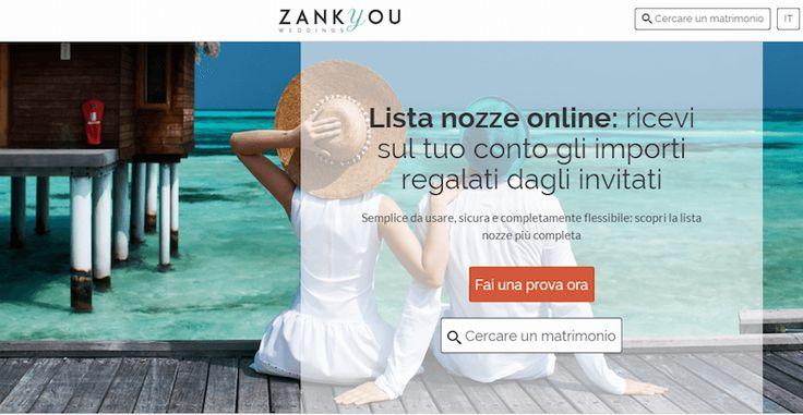 5 cose che nessuno vi ha mai spiegato sulla Lista Viaggio di Nozze online: la parola a Zankyou