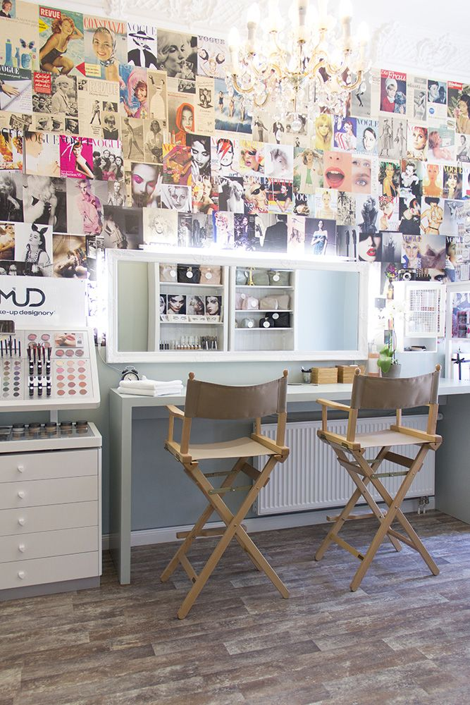 JACKS beauty department Berlin Make-up Station