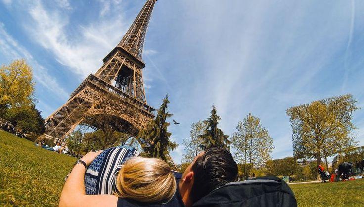 Романтические моменты с GoPro! ● Мы занимаемся GoPro в Беларуси. Посетите наш сайт: gopro-shop.by ● #gopro #love #paris #fun #romantic #france #summer #belarus #goprobelarus ●