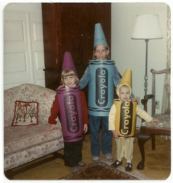 Possibly one of the best fancy dress costumes ever. From thecreativeplace.blogspot.co.uk