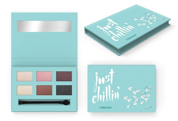 JUST CHILLIN'  #NUDEAMBITION  #ALWAYSINMYBAG  #EYES  #PAPERPALETTE
