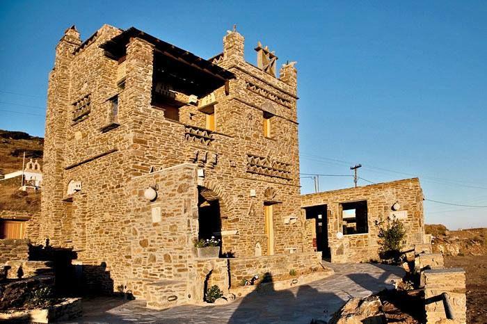Tinos- Greece!! Five self-catering villas combining regional style with modern amenities!  https://www.facebook.com/tinoshabitart