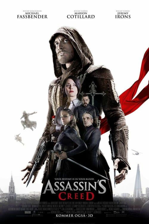 Assassin's Creed 2016 full Movie HD Free Download DVDrip