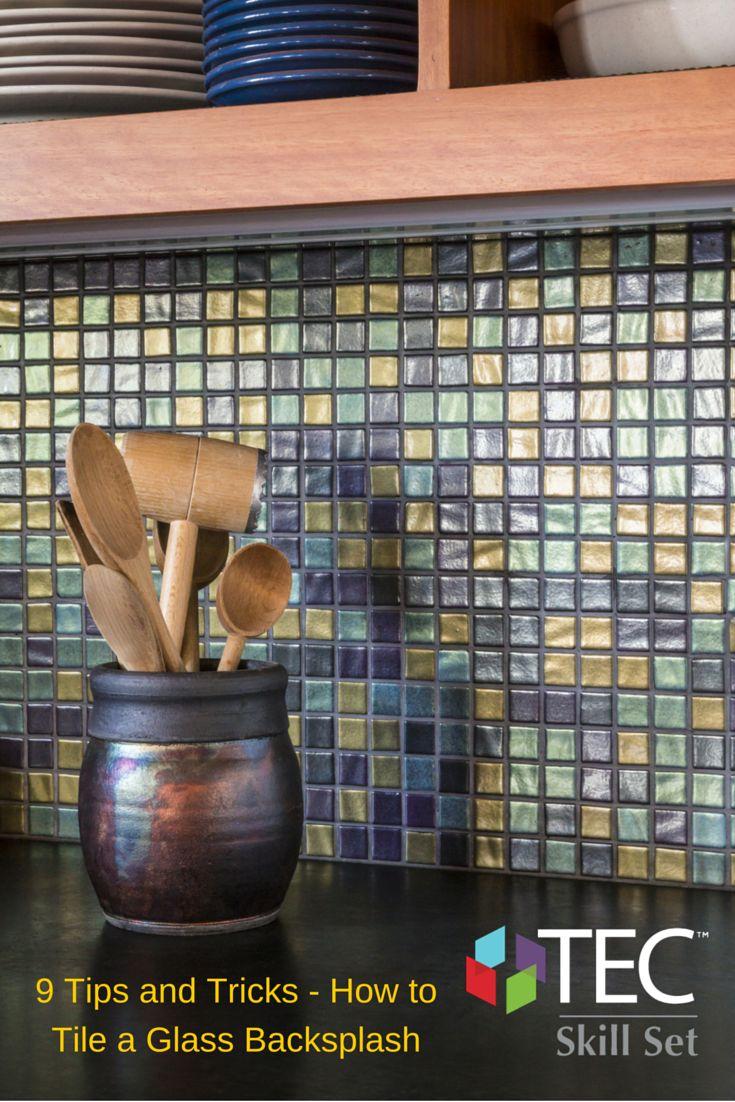 65 best kitchen backsplash images on pinterest kitchen 9 tips and tricks of how to tile a glass backsplash