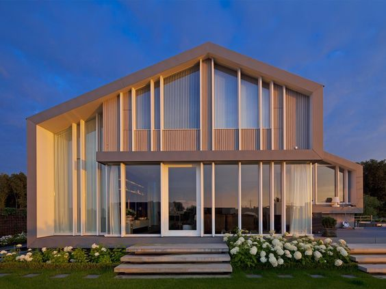 33 best Maisons bois images on Pinterest Architecture, Homes and