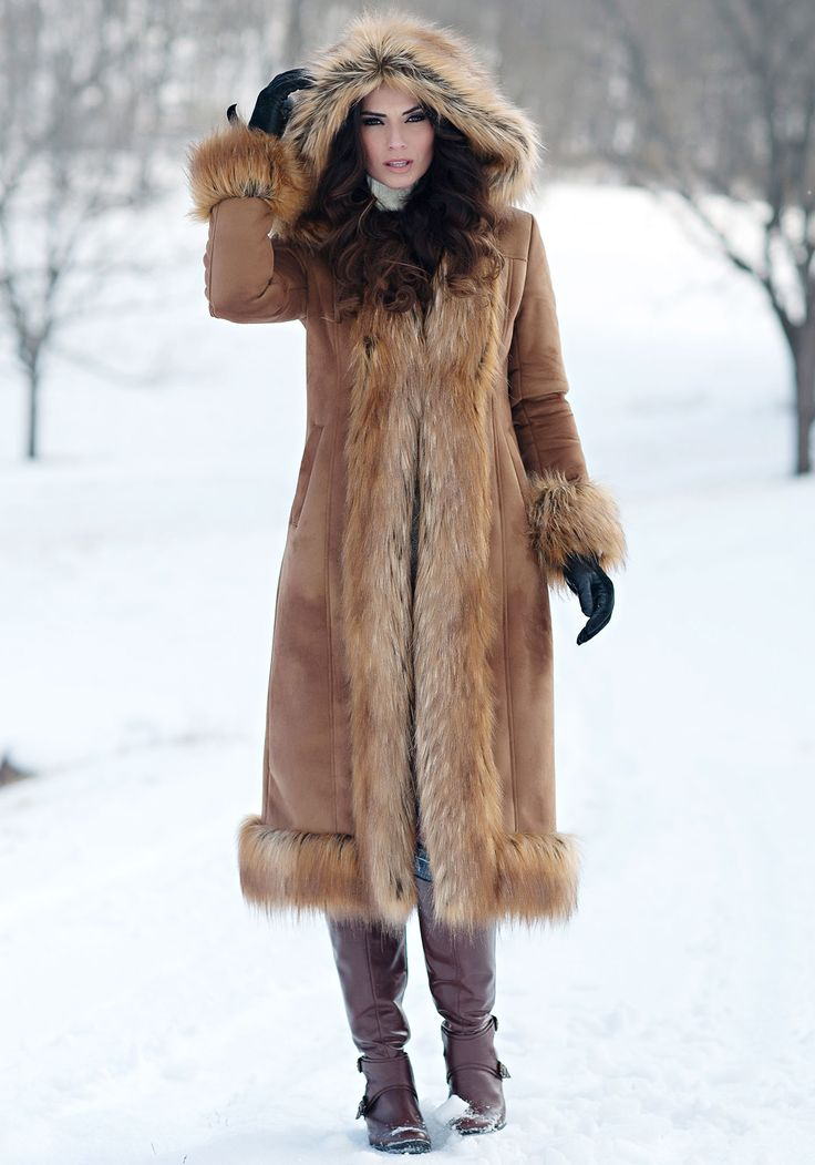 28 best Faux Fur images on Pinterest | Fabulous furs, Faux fur ...