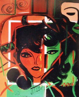 """Collection """"Emotions de Femme"""" pour Princesse.... #Art #Artiste"""