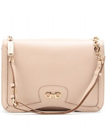 BRANCA LEATHER SHOULDER BAG. Salvatore Ferragamo handbags, find them on eBay, brought together for you in one convenient site! Time and money savings! www.womensdesignerhandbag.com