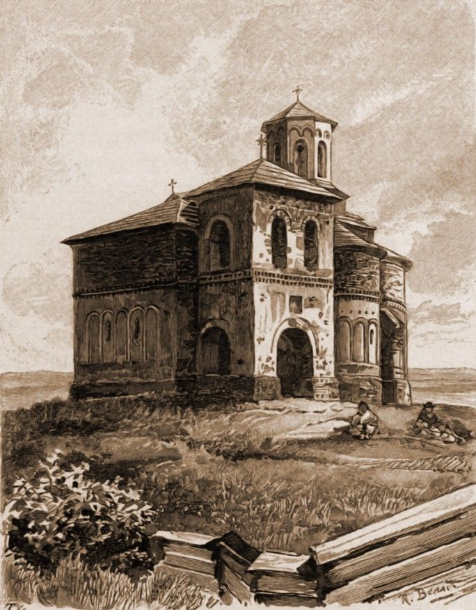 Suceava, biserica Mirăuţi