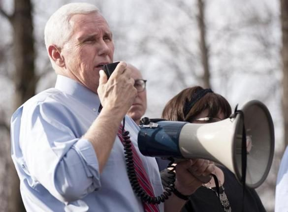 """GROUND GAME """"Is this what Mike Pence wanted all along?"""" """"Pence knew what he was getting into by signing up with Trump,"""" said Amy Walter, a non-partisan national political analyst with the Cook Political Report. """"Pence is not some naive politician now shocked by it all. This is what he wanted in a way."""""""