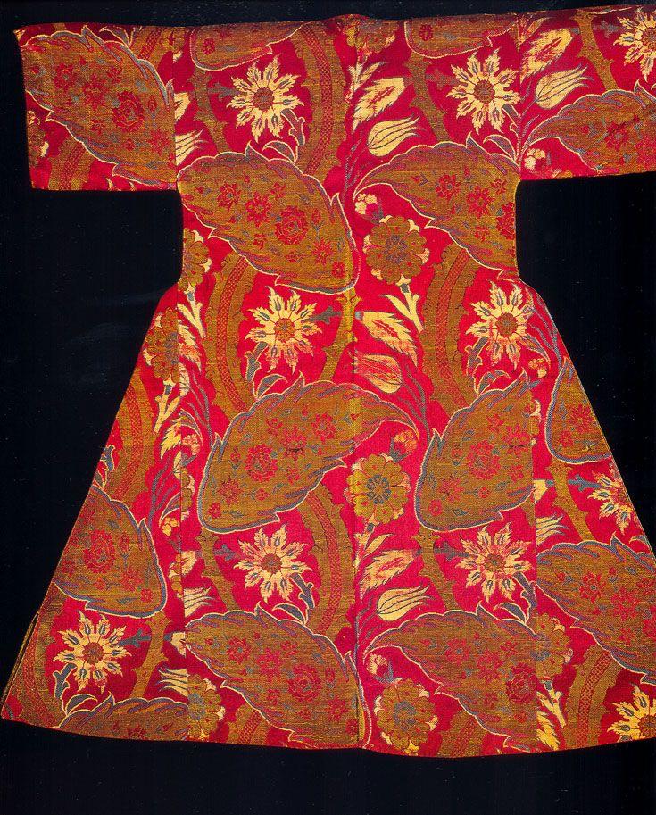 Ottoman robe - Silks for the Sultans - 3