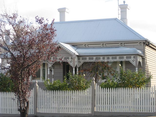 Love an old Victorian weatherboard
