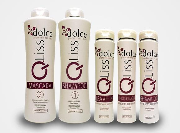 Dolce Professional Hair - Design de Embalagens + Material Institucional