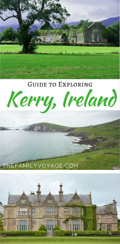 Killarney Ireland things to do | County Kerry Ireland | Kerry Ireland bucket lists | Ireland family vacations