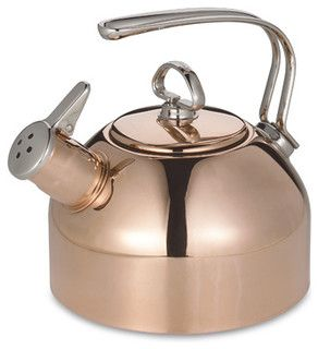 Krups Silver Art Collection Electric Kettle - contemporary - coffee makers and tea kettles - Amazon