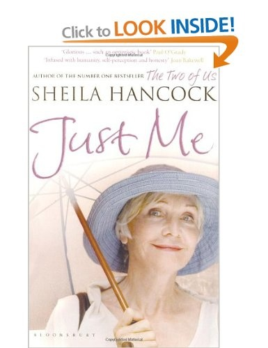Just Me: Amazon.co.uk: Sheila Hancock: Books