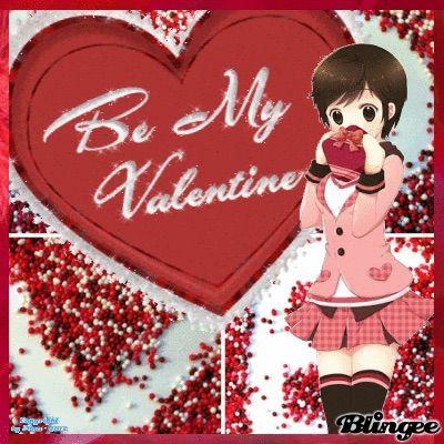 44 best Anime Valentine\'s Day images on Pinterest | Anime art ...