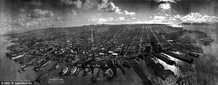 San Quake Image from 1906