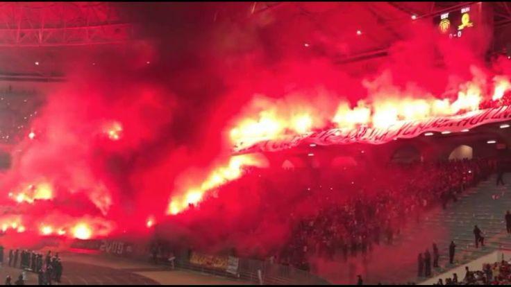 best of craquage virage esperance sportive de tunisie