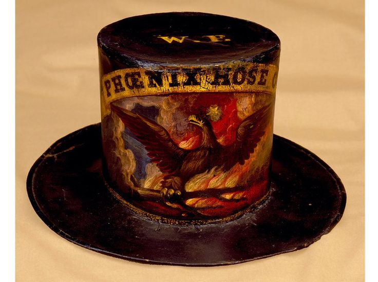 In the Early 19th Century, Firefighters Fought Fires ... and Each Other | At the Smithsonian | Smithsonian