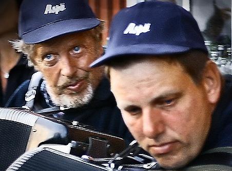 Timppa ja Tore Aspöstä, photo Samuli Aalto
