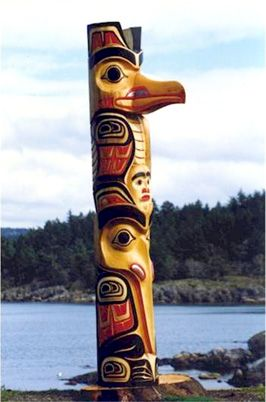 Haida Gwail (formally the Queen Charlotte Islands) - These islands have been home to the native Haida people for thousands of years where they thrived on the natural abundance offered both by the land and sea. The Haida people are renowned for their distinctive art and totem poles, many of which can be found near our lodge in Masset.