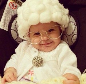 Baby's First Halloween | 15 Adorable Costumes