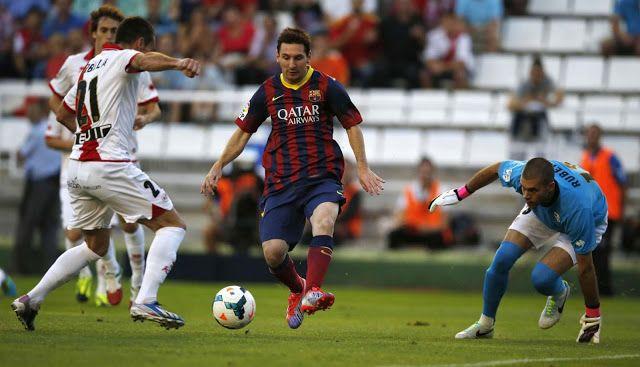 Mira el partido #Barcelona vs #RayoVallecano: http://www.envivofutbol.tv/2015/10/ver-partido-barcelona-vs-rayo-vallecano-en-vivo.html