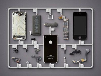 iPhone by Piotr Kwiatkowski